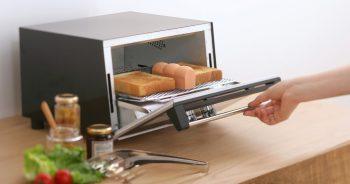 <受付終了>手軽に美味しさアップ!「トーストスチーマー」を抽選で15名様に!1…