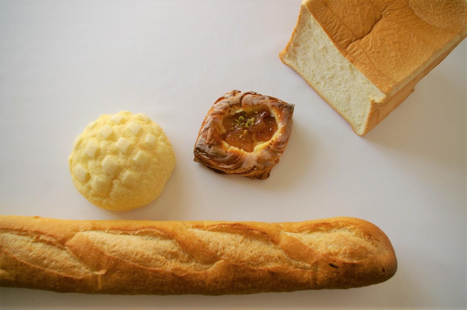 パンをおいしく保存しよう