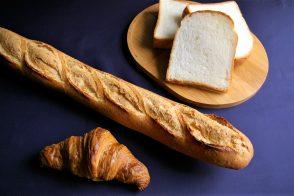 パンの種類を見てみよう
