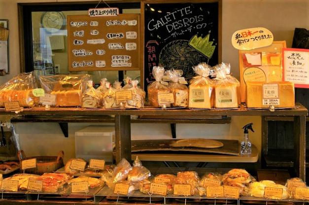 福岡,木輪,店内,人気パン屋