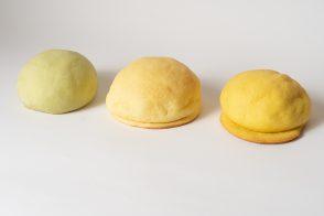 口に広がるクリームのおいしさ!季節限定販売のさわやか系クリームパン