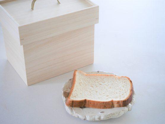 ふかふかが続く!福岡の老舗桐箱メーカー「増田桐箱店」が作った「パン箱」