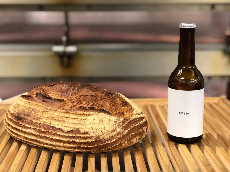 パンをビールにアップサイクル。六本木「bricolage bread & co.」のパンの耳を使ったクラフトビール「BREAD」